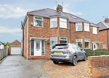 Thumbnail 3 bed semi-detached house for sale in Gorton Road, Willerby, Hull, East Yorkshire