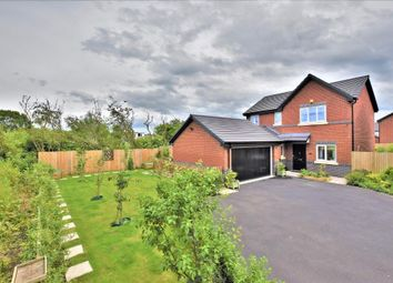 Thumbnail 4 bed detached house for sale in Riversleigh Way, Warton, Preston