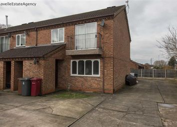 Thumbnail 1 bed flat for sale in The Fairways, Scunthorpe