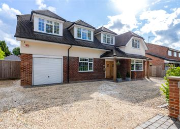 Thumbnail 4 bed detached house for sale in The Broadway, Sandhurst, Berkshire