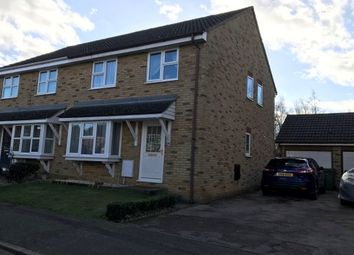 Thumbnail 3 bed property to rent in Hayrick Close, Weavering, Maidstone
