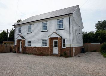 Thumbnail 3 bed semi-detached house for sale in Applegate Court, Ashford