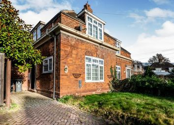 Thumbnail End terrace house for sale in Cranleigh Place, Kingstanding, Birmingham