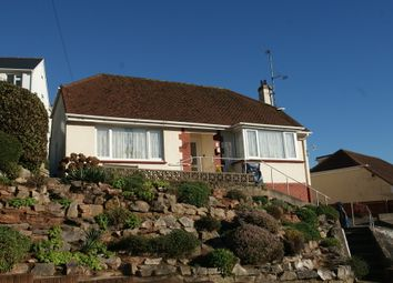 Thumbnail 2 bed detached bungalow for sale in Maidenway Road, Paignton