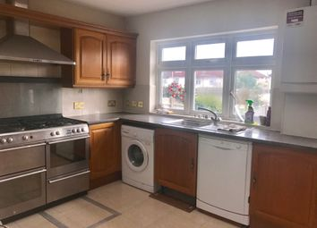 Thumbnail 3 bed terraced house to rent in Gainsborough Gardens, Edgware