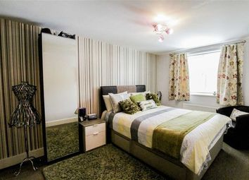 Thumbnail 2 bed flat for sale in Riverside View, Clayton Le Moors, Accrington