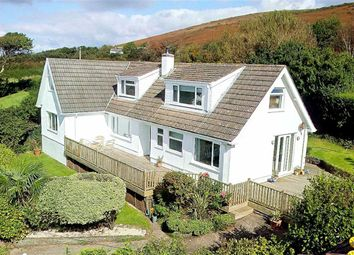 Thumbnail 4 bed detached house for sale in Burrows Lane, Llangennith, Swansea