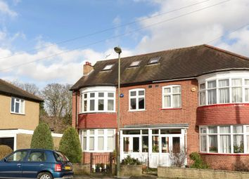 Thumbnail 5 bed semi-detached house for sale in Cedar Avenue, Barnet EN4,