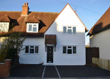 Thumbnail 3 bed semi-detached house to rent in Mays Road, Teddington, Greater London
