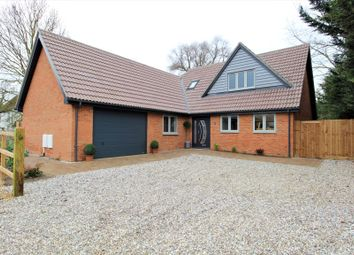 Thumbnail 4 bed detached house for sale in Gentle Yard, Great Barford, Bedford