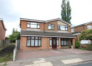 Thumbnail 4 bedroom detached house for sale in Trimingham Drive, Bury