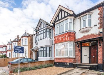 Thumbnail 3 bedroom flat for sale in Heriot Road, London
