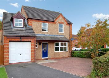 Thumbnail 4 bed detached house to rent in Bristol Way, Sleaford