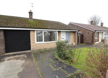Thumbnail 3 bed bungalow for sale in Withy Trees Avenue, Preston