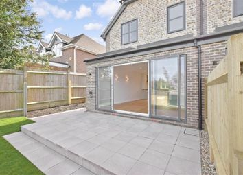 Thumbnail 2 bed end terrace house for sale in Rectory Lane, Ashington, West Sussex