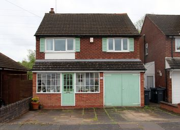 Thumbnail 3 bed detached house for sale in Osmaston Road, Harborne, Birmingham