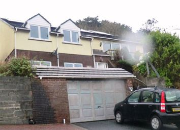 Thumbnail 3 bed property to rent in Trafalgar Terrace, Milford Haven, Pembrokeshire