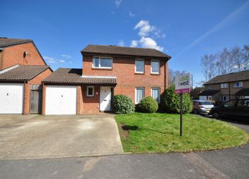 Thumbnail 4 bed detached house to rent in Coronet Close, Worth, Crawley