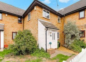 Thumbnail 2 bed terraced house for sale in Charleston Avenue, Burnt Mills, Basildon