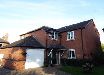 Thumbnail 4 bed property to rent in Seasons Close, Uttoxeter