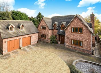 Thumbnail 5 bed detached house for sale in Station Road, Lower Stondon, Bedfordshire