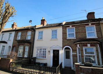 Thumbnail 4 bed terraced house for sale in Dennett Road, Croydon