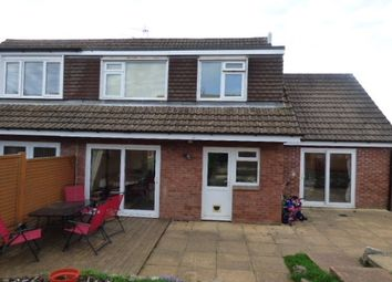 Thumbnail 4 bed property to rent in Queens Down, Creech St. Michael, Taunton