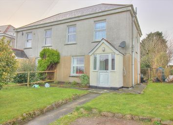 3 bed semi-detached house for sale in Crellow Hill, Stithians, Truro TR3