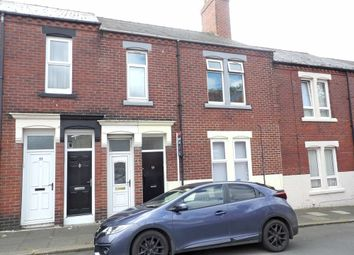 Thumbnail 3 bed flat for sale in Garrick Street, South Shields