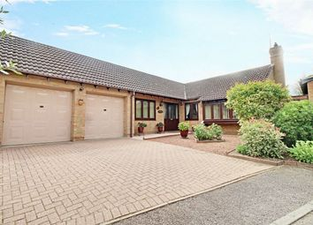Thumbnail 3 bed detached bungalow for sale in The Acre, Alconbury, Huntingdon