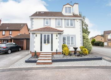 Thumbnail 4 bed link-detached house for sale in Inglestone Road, Wickwar, Wotton-Under-Edge