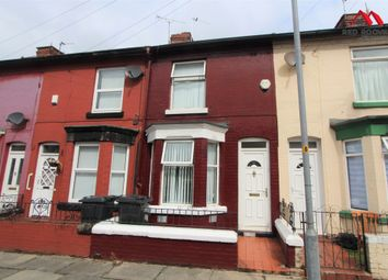 Thumbnail 2 bed terraced house for sale in Kilburn Street, Bootle