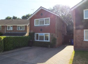 Thumbnail 3 bed detached house to rent in Highlands Drive, Burton-On-Trent