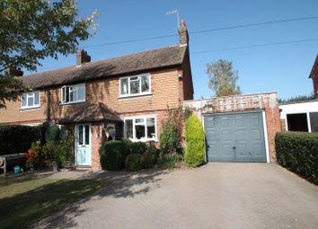 Thumbnail 3 bed semi-detached house for sale in Goudhurst Road, Horsmonden, Tonbridge
