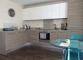 Thumbnail 1 bed flat to rent in Letchworth Road, Stanmore