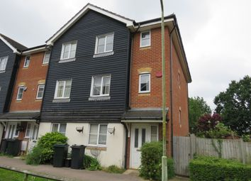 Thumbnail 4 bed town house for sale in Kings Prospect, Ashford