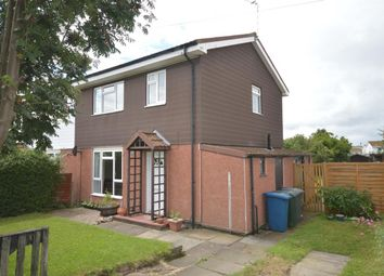 Thumbnail 3 bed semi-detached house for sale in Sharpley Drive, Loughborough, Nottinghamshire