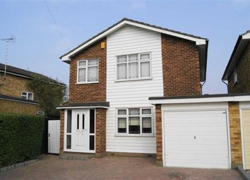 Thumbnail 4 bed detached house to rent in Merryfield Approach, Leigh-On-Sea, Essex