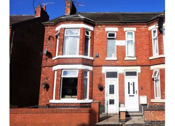 Thumbnail 3 bed semi-detached house for sale in Buxton Avenue, Crewe