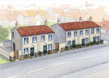 Thumbnail 2 bedroom end terrace house for sale in Downham Market, Kings Lynn, Norfolk