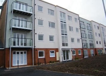 Thumbnail 2 bed flat for sale in Onyx Crescent, Thurmaston, Leicester, Leicestershire