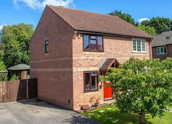 Thumbnail 2 bed semi-detached house for sale in Lynton Court, Totton, Southampton