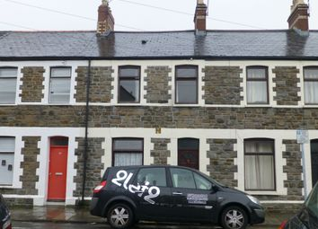 Thumbnail 4 bedroom terraced house to rent in Thesiger Street, Cardiff