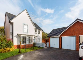 Thumbnail 4 bed detached house for sale in Wood Farm Close, Chester