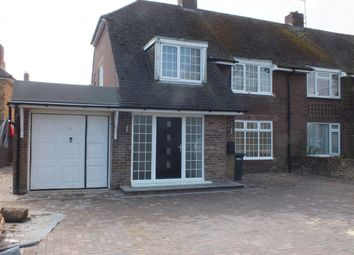 Thumbnail 3 bedroom detached house to rent in Whiteley, Windsor