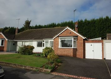Thumbnail 2 bed bungalow to rent in Denton Road, Burton Upon Trent, Staffordshire
