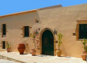 Thumbnail 4 bed villa for sale in Kolymvari, Platanias, Chania, Crete, Greece