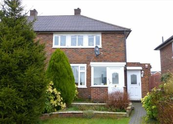 Thumbnail 2 bed semi-detached house for sale in Stanborough Avenue, Borehamwood, Herts