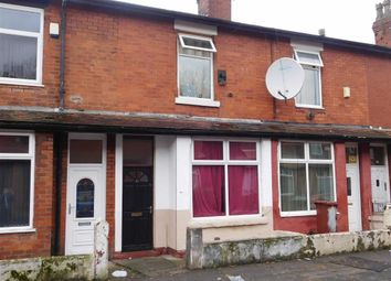 Thumbnail 2 bedroom terraced house for sale in Ratcliffe Street, Levenshulme, Manchester