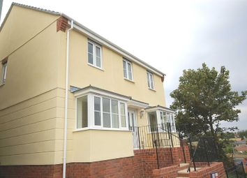 Thumbnail 4 bed detached house to rent in Pasmore Road, Helston